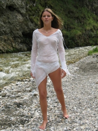Model: Julia, Projekt(e): Girls-in-White 