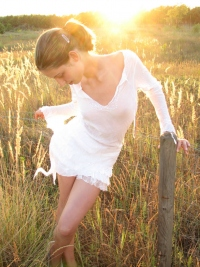Model: Tamara, Projekt(e): Girls-in-White 